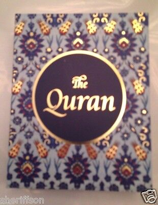 THE HOLY QURAN in English(Paperback)Islam Muslim Submit to Will of God/Goodword
