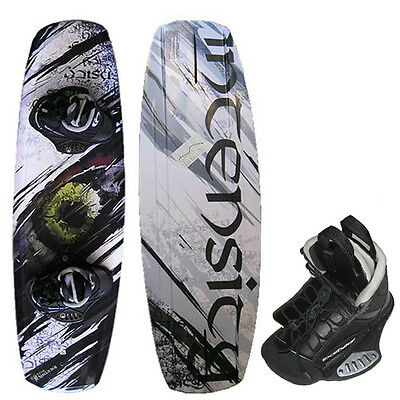 Intensity Insider Wakeboard Board & Boots Package 141cm