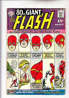80 Page Giant 4 featuring The Flash