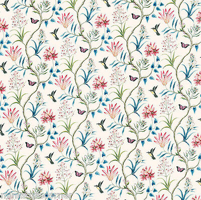 Dolls House Wallpaper 1/12th 1/24th scale Birds Quality Paper #338