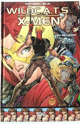 WildCats /X-Men 2 ERE DES LUMIERES (Marvel / Image) Lobdell/ LEE  Soleil