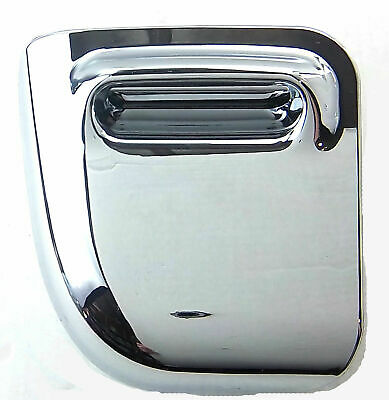 ashtray cover chrome plastic for Peterbilt 2006+ 379 389 388 386 384
