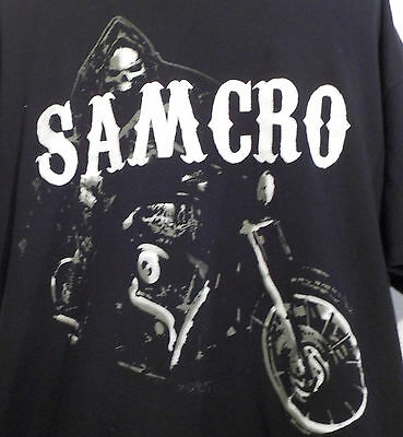 Sons Of Anarchy Samcro T-Shirt 2 XL