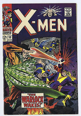 X Men 30 VF/NM