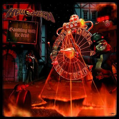 Helloween - Gambling With The Devil - 2Lp Brand New Sealed Vinyl 2007