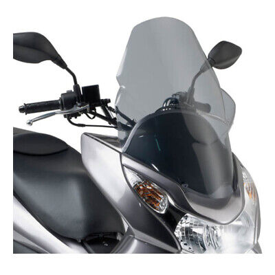 Givi D322S Honda Pcx 125 10-12 Smoked Motorcycle Screen Visor Scooter Windscreen