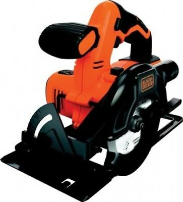 Black & Decker BDCCS18N 140mm Circular Saw 18 Volt Bare Unit