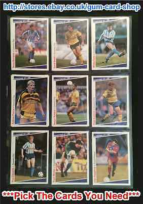 Merlin Shooting Stars 1991-92 (Vg) - Cards 51 To 103 *Pick The Cards You Need*