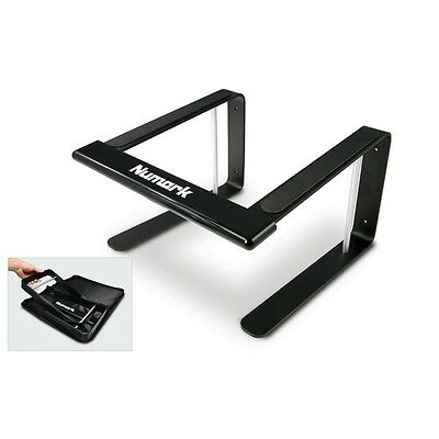 Numark Laptop Stand Pro DJ Performance Stand For Laptop Computer