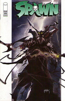 SPAWN #205 - Back Issue