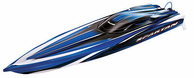 Traxxas Spartan VXL Brushless Boat Castle Creations 2.4Ghz TQi TSM TRA570764