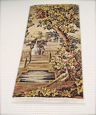 Scenic Wall Hanging 2, Doll House Miniatures, 1.12th Scale, Fabric
