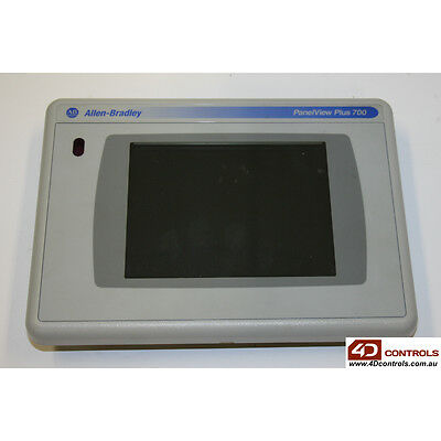 Allen Bradley 2711P-RDT7C Color Touch Screen - Used - Series A