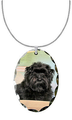 Affenpinscher Pendant / Necklace