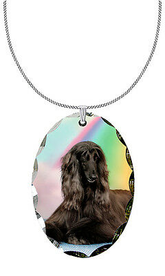 Afghan Hound Pendant / Necklace