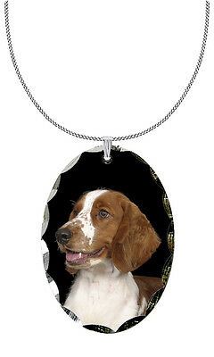 Welsh Springer Spaniel Pendant / Necklace