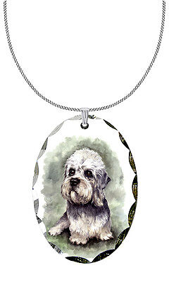 Dandie Dinmont Pendant / Necklace