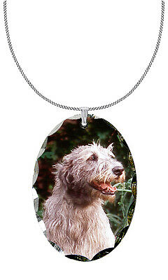 Irish Wolfhound Pendant / Necklace