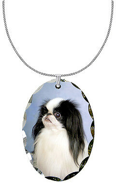 Japanese Chin Pendant / Necklace