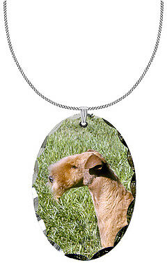 Lakeland Terrier Pendant / Necklace