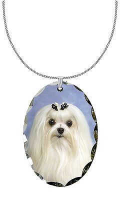 Maltese Pendant / Necklace