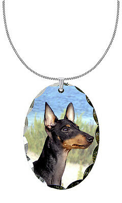 Manchester Terrier Pendant / Necklace
