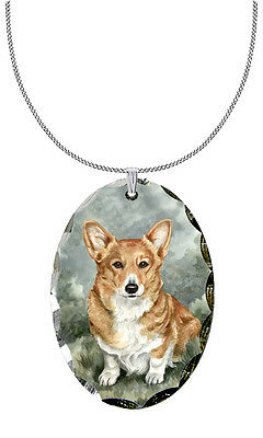 Pembroke Welsh Corgi Pendant / Necklace