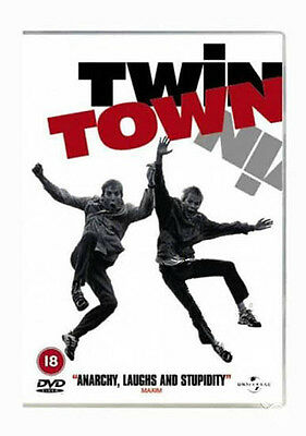 Twin Town NEW PAL DVD Cult British Comedy