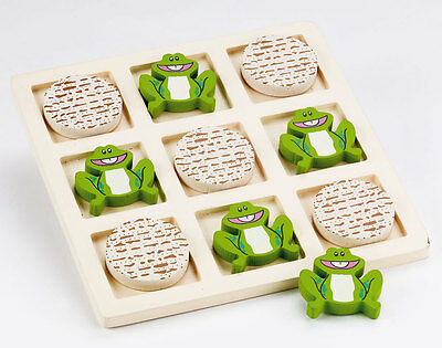Passover Tic Tac Toad Game - Pesach Jewish Holiday - Kids Children Gift Toe