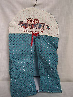 Raggedy Ann and Andy Diaper Stacker