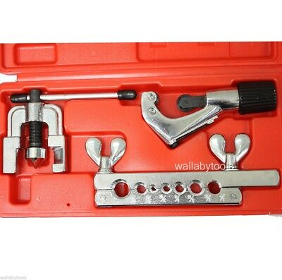 New Flaring and Swaging Tool Kit for Refrigeration Soft Copper Tube