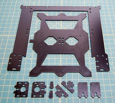 Prusa i3 Rework Extra Large  3D Printer  Frame Kit  W/ Rods FREE SHIPPING