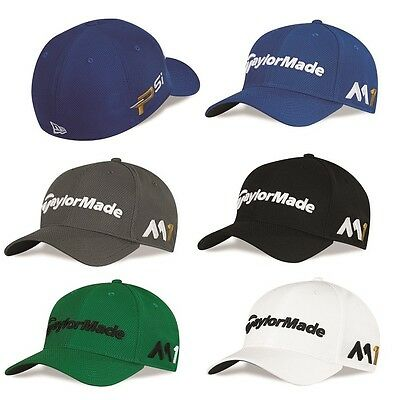 TAYLORMADE M1/PSi NEW ERA TOUR 39THIRTY GOLF HAT/CAP-NEW 2015-PICK SIZE & COLOR!