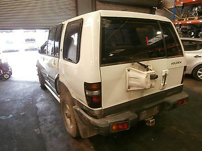 Holden Jackaroo Trans/gearbox Manual, Diesel, 3.0, 4Jx1, Turbo,  02/98-12/03