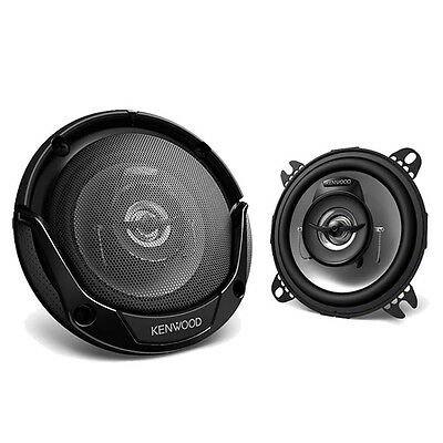 "Kenwood Kfc-E1065 10Cm / 4"" 210W 2-Way 4 Inch Speakers Pair Car Stereo Audio New"