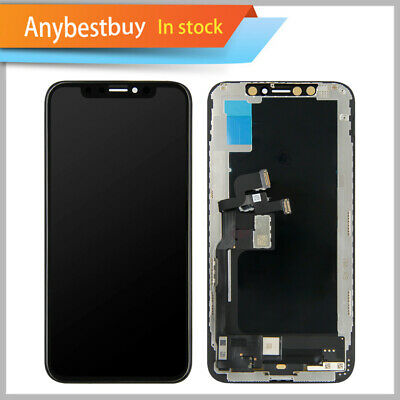 Replacement LCD Display Touch Screen Digitizer Assembly For iPhone XS New USA
