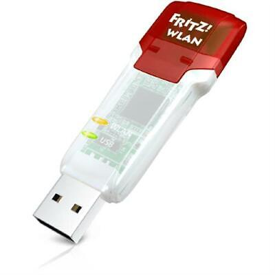 AVM FRITZ!WLAN Wireless LAN USB Stick WLAN AC 860 866Mbit/s 5GHz WPA2