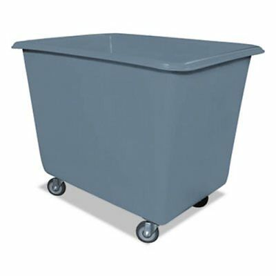 Royal Basket Trucks 800 Lb. Capacity Poly Truck, Gray (RBTR6GRXPGA4UN)