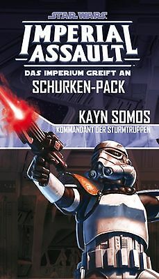Star Wars: Imperial Assault | Kayn Somos Erweiterungspack | Deutsch, Neu