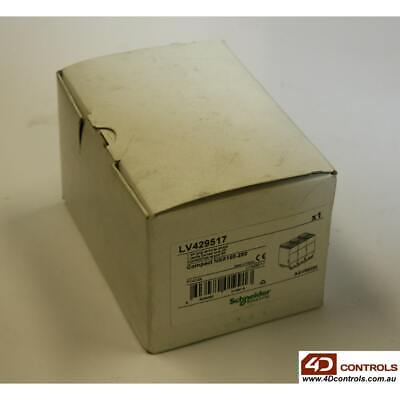 Schneider LV429517 1 3P LONG TERMINAL SHIELD NSX100-250 - New Surplus Open