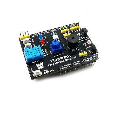 1PCS Multifunction Expansion Board DHT11 LM35 Temperature Humidity For Arduino