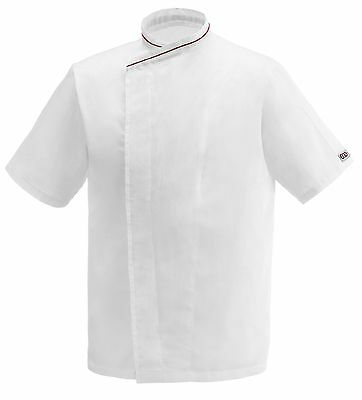 Giacca Chef Cuoco Jack Micro M/m  Egochef Made In Italy Jacket Cook
