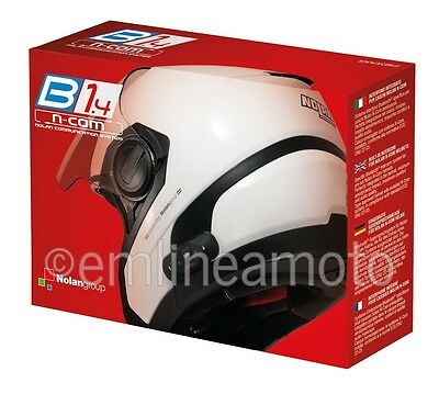 Intercom Single Nolan N-Com B1.4 Bluetooth For Nolan Helmets