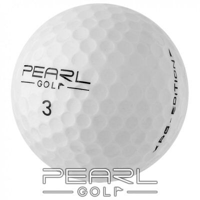 100 Pearlgolf Pg Edition Golfbälle - Modell 2016 - Neuware Lose