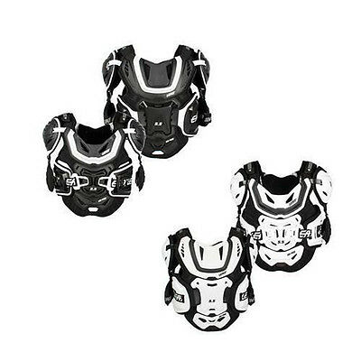 Leatt Mx Gear 5.5 Pro HD Motocross Chest Protector Body Armour - L50141011