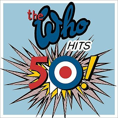 The Who - Hits 50 Deluxe Edition, Best Of, 2CD New