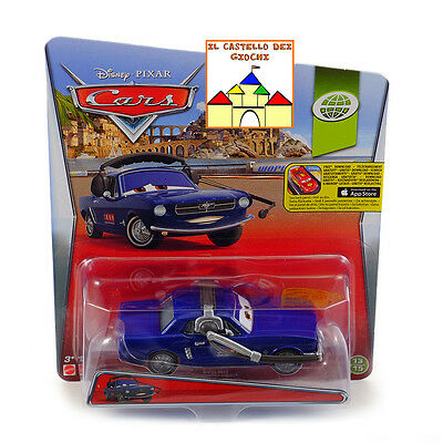 CARS Personaggio BRENT MUSTANGBURGER  in Metallo scala 1:55 by Mattel Disney
