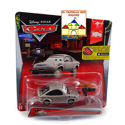 CARS Personaggio BERT in Metallo scala 1:55 by Mattel Disney