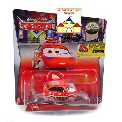 CARS Personaggio HARUMI in Metallo scala 1:55 by Mattel Disney
