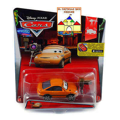 CARS Personaggio HOOMAN in Metallo scala 1:55 by Mattel Disney
